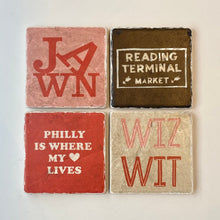 Load image into Gallery viewer, Philly Coasters