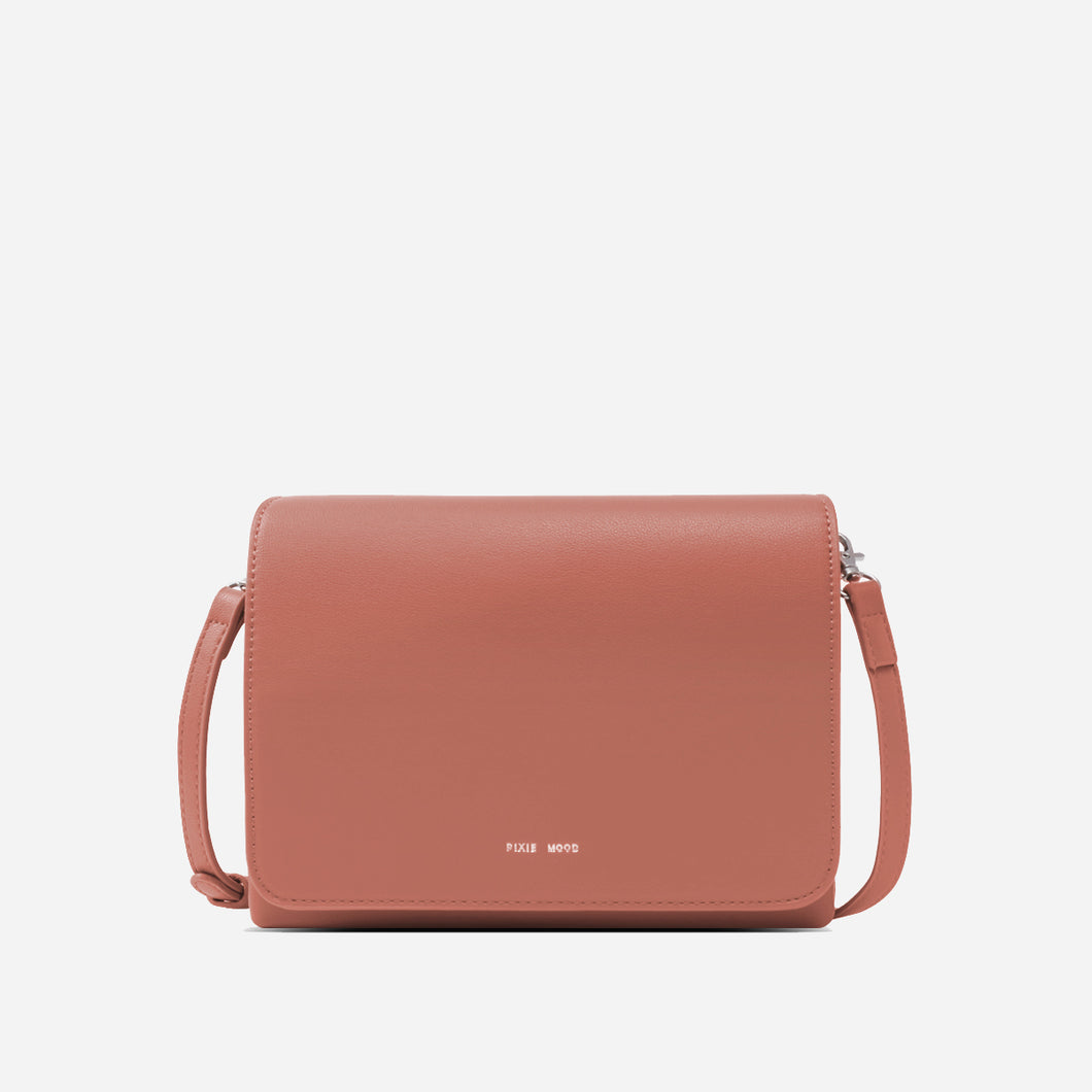 Gianna Crossbody - Desert Clay
