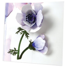 Load image into Gallery viewer, Anemone Birthday Card