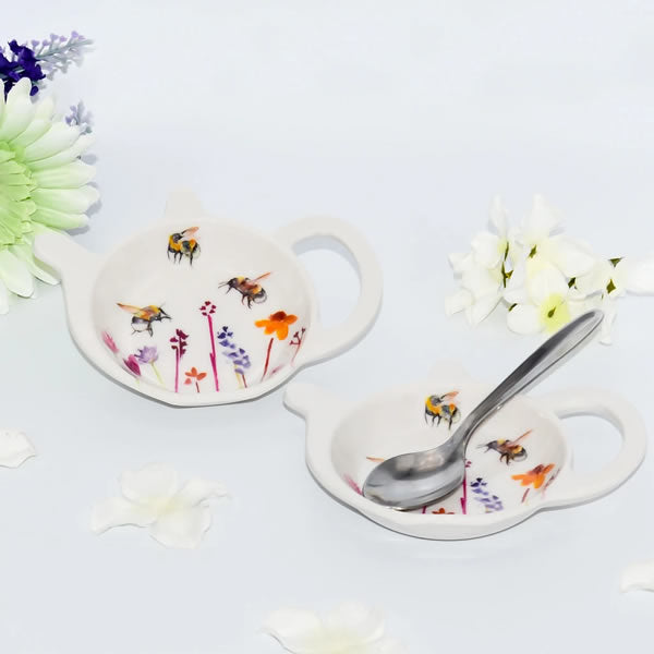 Busy Bees Tea Bag Tidy - Ceylon Teabox