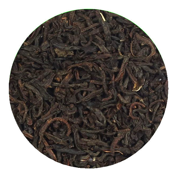 English Breakfast Pure Ceylon Loose Leaf Black Tea (FBOP) - Ceylon Teabox