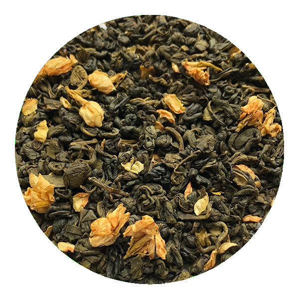 Pure Ceylon Jasmine Flower Green Tea - Ceylon Teabox