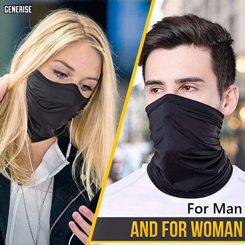 Deco Life Breathable snood face mask for men and women - Ceylon Teabox