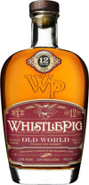 Whistle Pig 12 Year Old Cask Finished Straight Rye Whiskey 750 ml