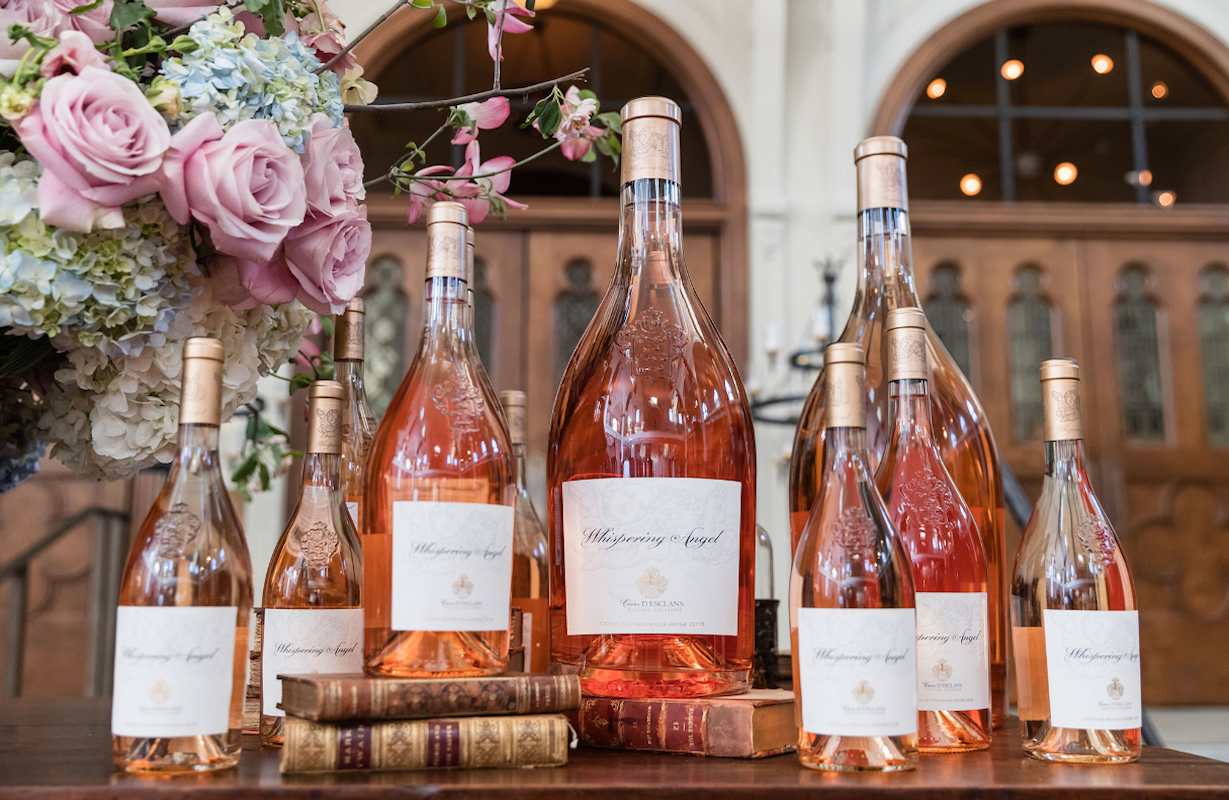 Whispering Angel - the World's most glamorous rose wine
