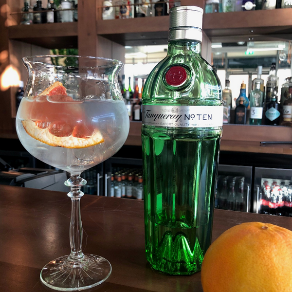 A background on Tanqueray 10