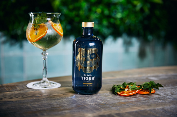 Blind Tiger gin review