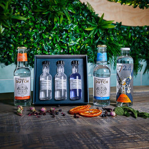 Floral gin tasting experience for one
