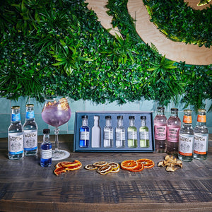 Citrus gin tasting experience for two