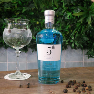 5th Gin Water perfect serve set