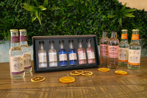'Best of' gin tasting experience for two