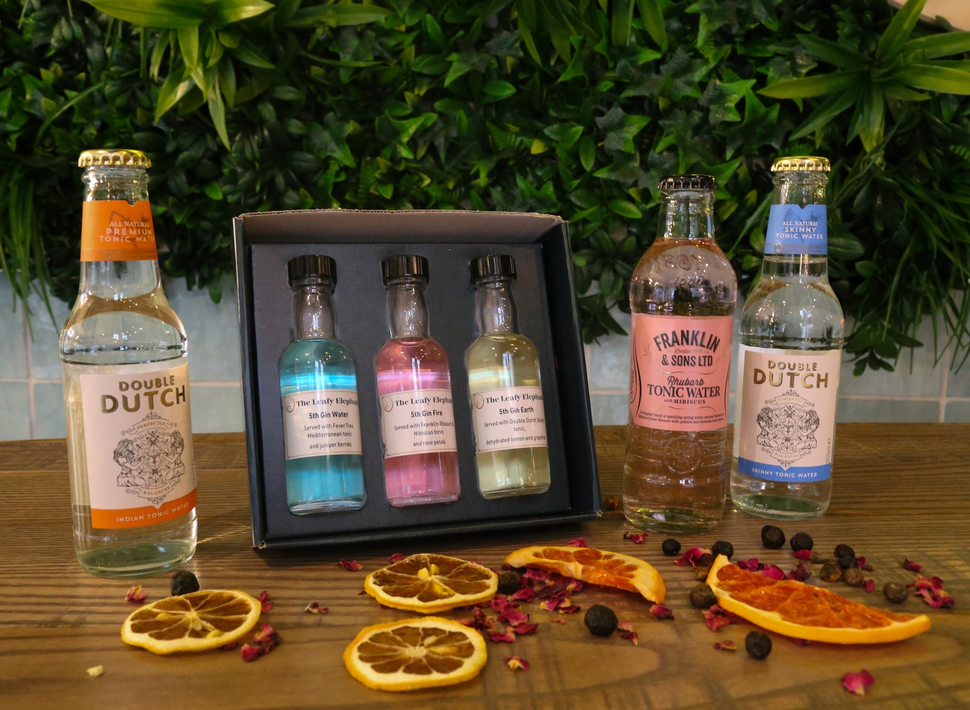 5th elements gin tasting experience for one