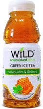 Load image into Gallery viewer, Green Ice Tea -Honey, Mint & Ginseng (Pack of 12)