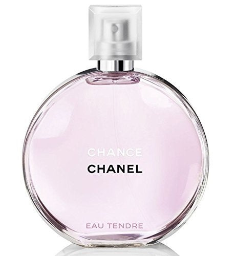 Chanel Chance Eau Tendre Eau de Toilette, Perfume for Women, 5 oz