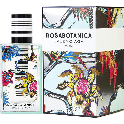 Balenciaga Rosabotanica Perfume - 3.4 oz Eau De Parfum Spray (New In Box)