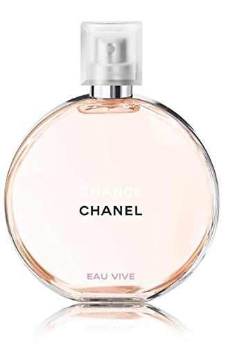 C.H.A.N.E.L Brand New 2015 Chance EAU VIVE Eau de Toilette Spray 3.4 oz.