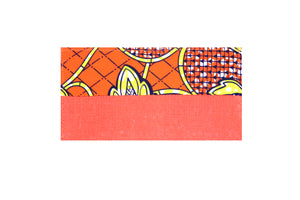 "Pochette ""Mimivi"" (orange)"