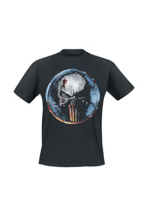 The Punisher Chrome Logo T-Shirt