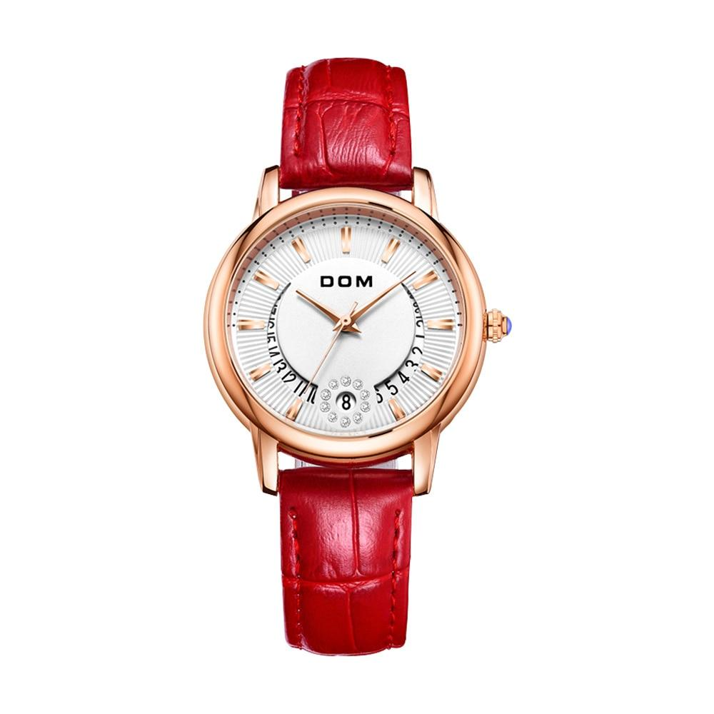 Amelia - Women's Leather Belt Watch freeshipping - Hour Essence