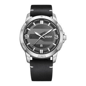 Carter - Men's Leather Belt Watch freeshipping - Hour Essence