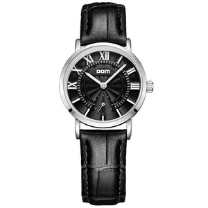 Charlotte - Women's Leather Belt Watch freeshipping - Hour Essence