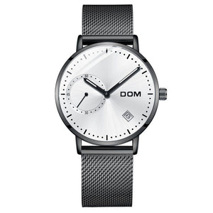 Daniel - Men's Steel Band Watch freeshipping - Hour Essence
