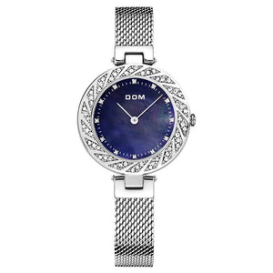 Ella - Women's Steel Band Watch freeshipping - Hour Essence