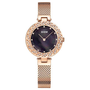 Ella - Women's Steel Band Watch Hour Essence