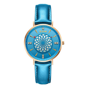 Isabella - Women's Leather Belt Watch freeshipping - Hour Essence