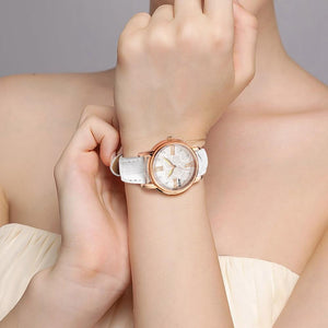 Mia - Women's Leather Belt Watch Hour Essence