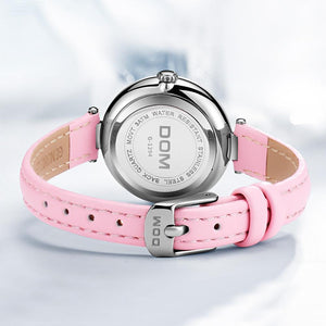 Sophia - Women's Leather Belt Watch freeshipping - Hour Essence