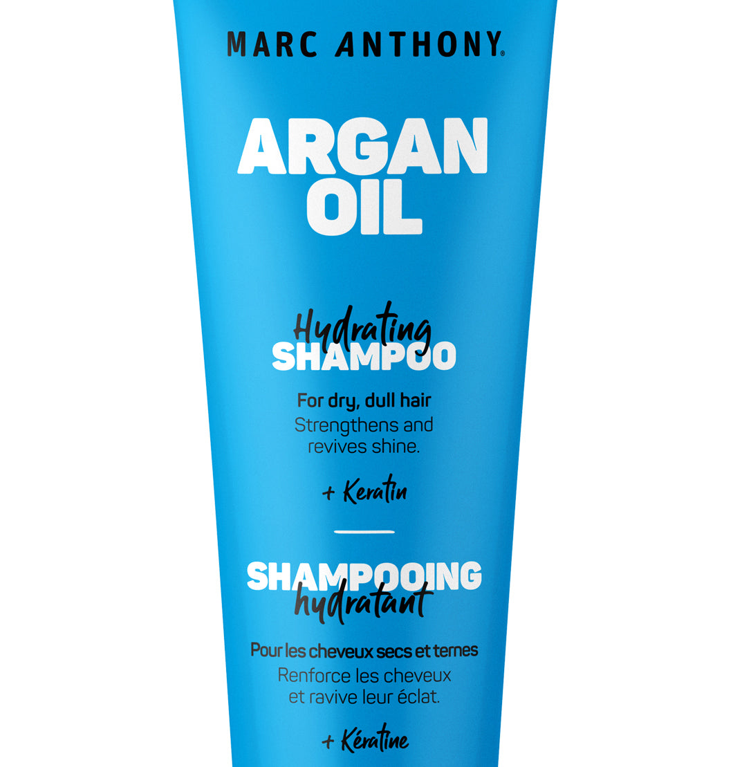 Argan Oil <br> Hydrating Shampoo