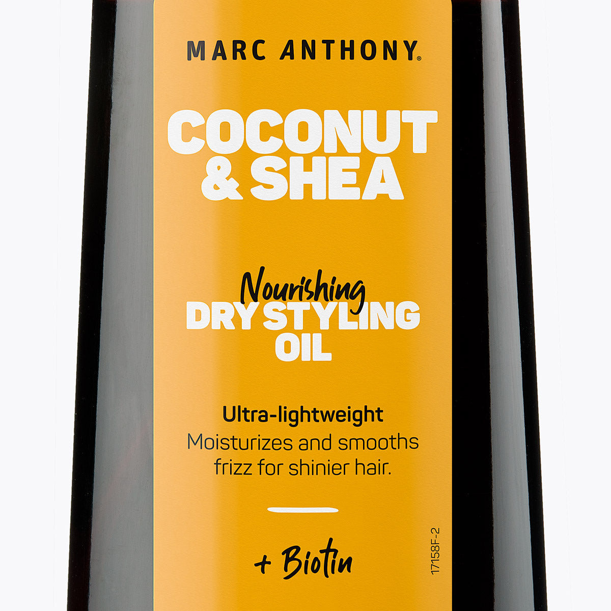 Coconut & Shea <br> Nourishing Dry Styling Oil