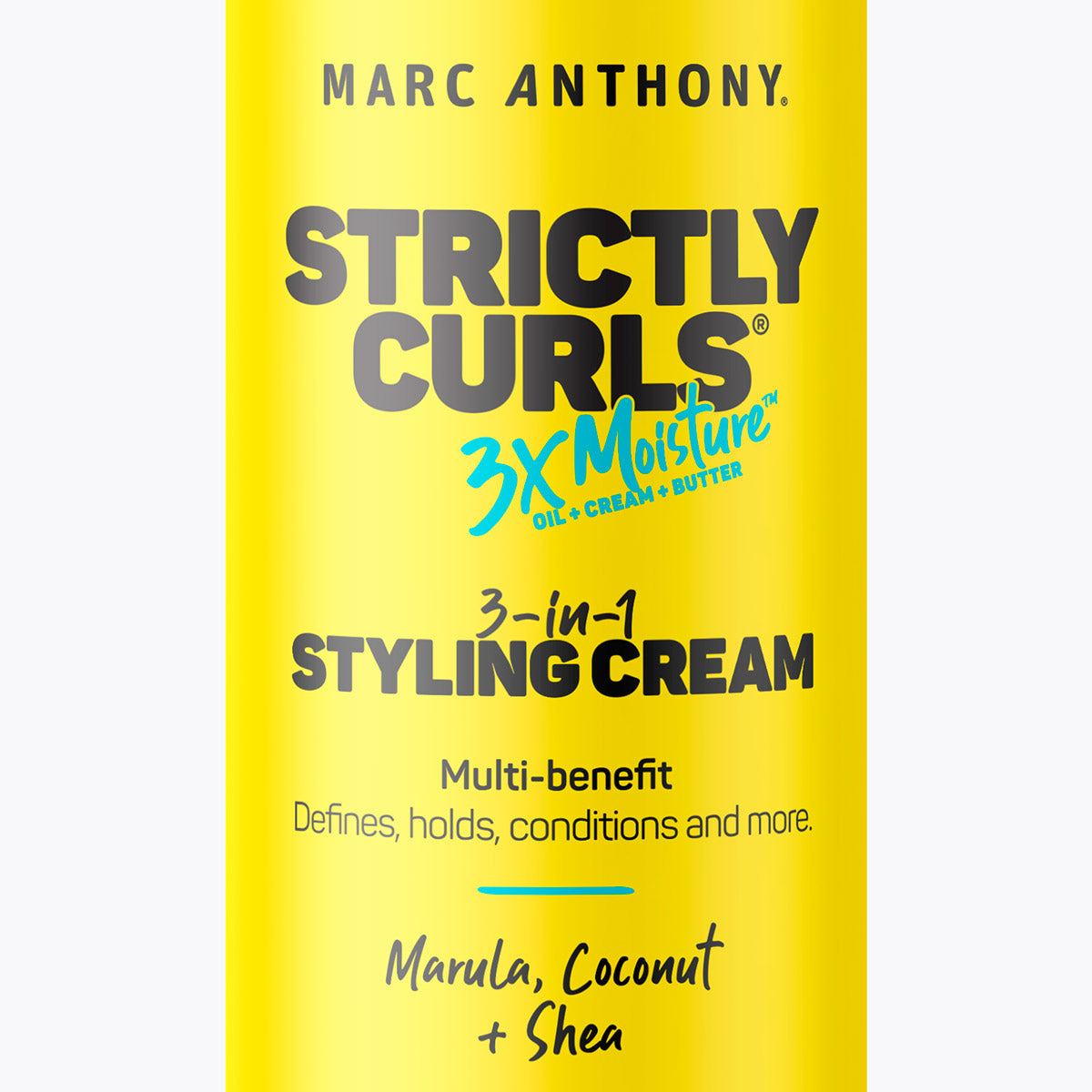Strictly Curls® 3X Moisture <br> 3-in-1 Styling Cream