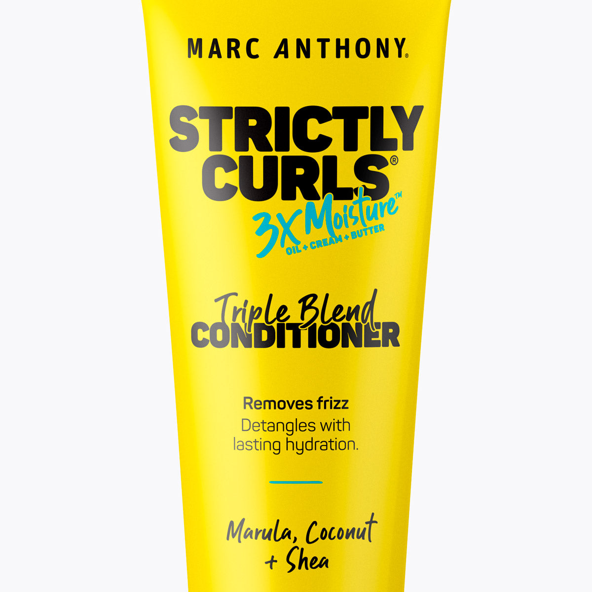 Strictly Curls® 3X Moisture <br> Triple Blend Conditioner