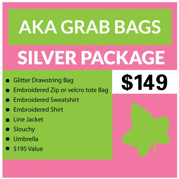 C. Single Order AKA Grab Bag Silver Package (16 business day turnaround)