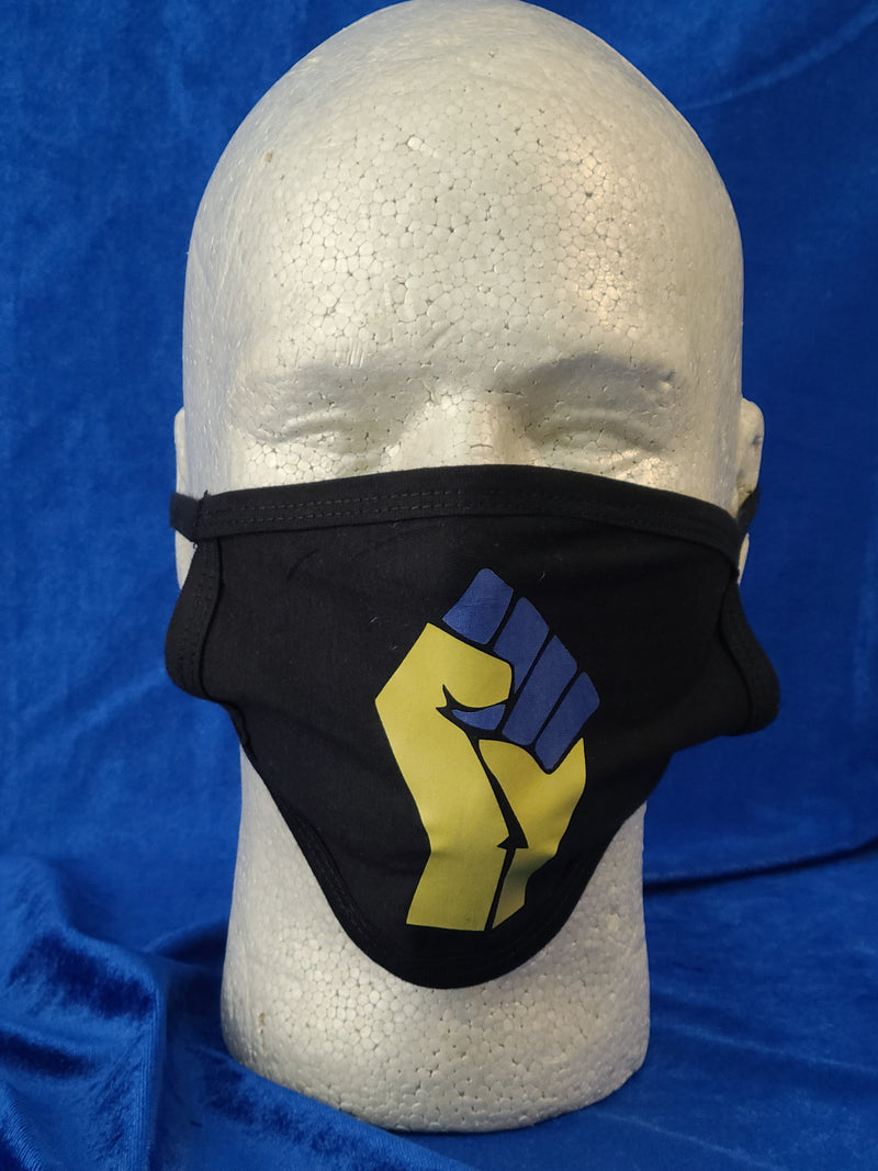 Simple Power Cloth Mask!