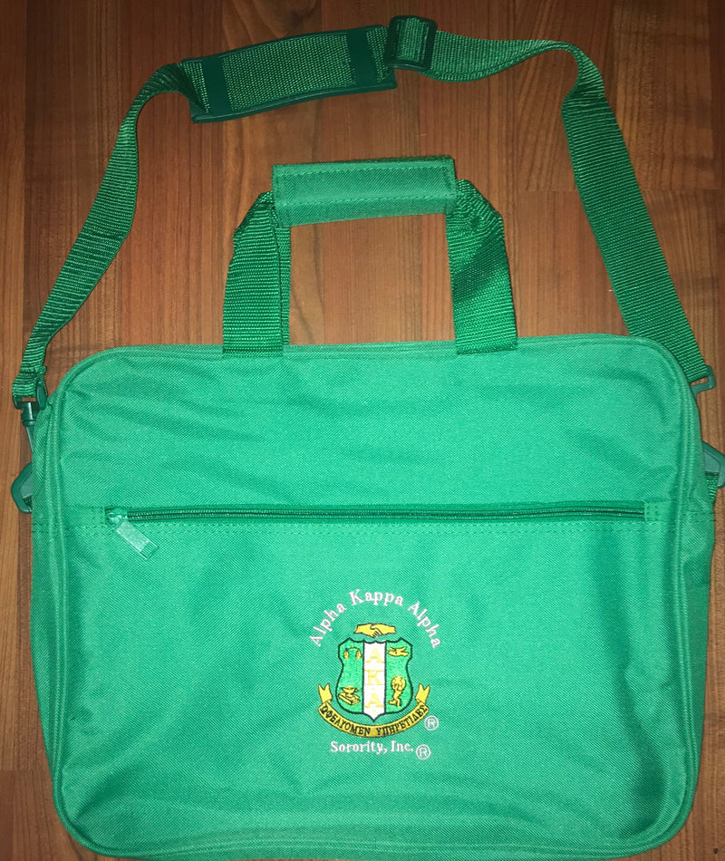 AKA Kelly Green Messanger Bag