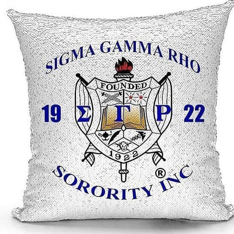 SGRho Shield Sequins Pillow (Pillow Case Only)