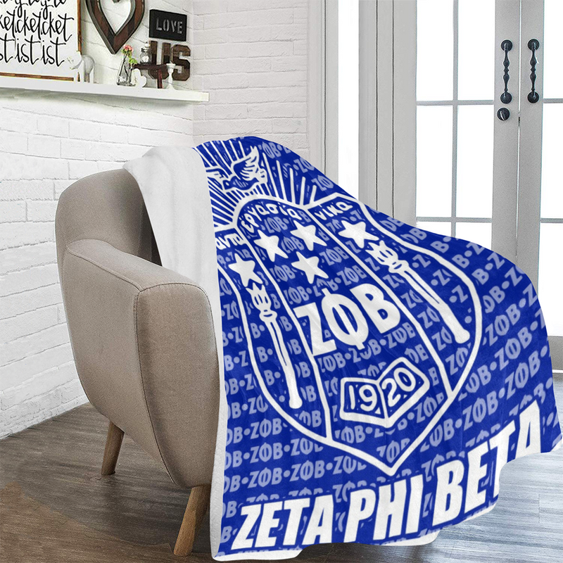 Shield Vibes Zeta Blanket (This item will take up to 16 business days to ship)