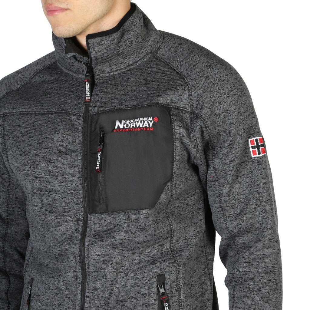 Geographical Norway - Title_man