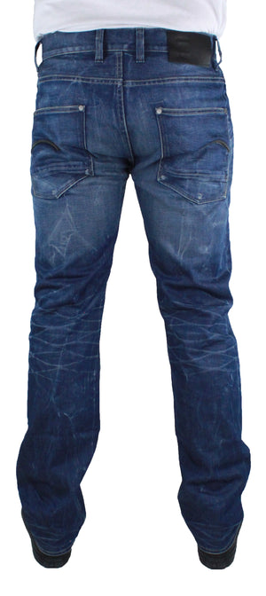 G-Star Defend Loose Medium Aged  Hydrite Denim Jeans - Wholesale Designer Clothing