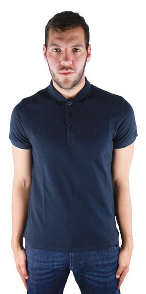 Armani Jeans 8N6F12 6J0SZ 1579 Polo Shirt - Nova Designer Clothing Luxury Mens
