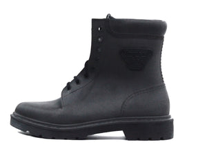 Armani Jeans 935134 7A415 00020 Boots - Nova Designer Clothing Luxury Mens