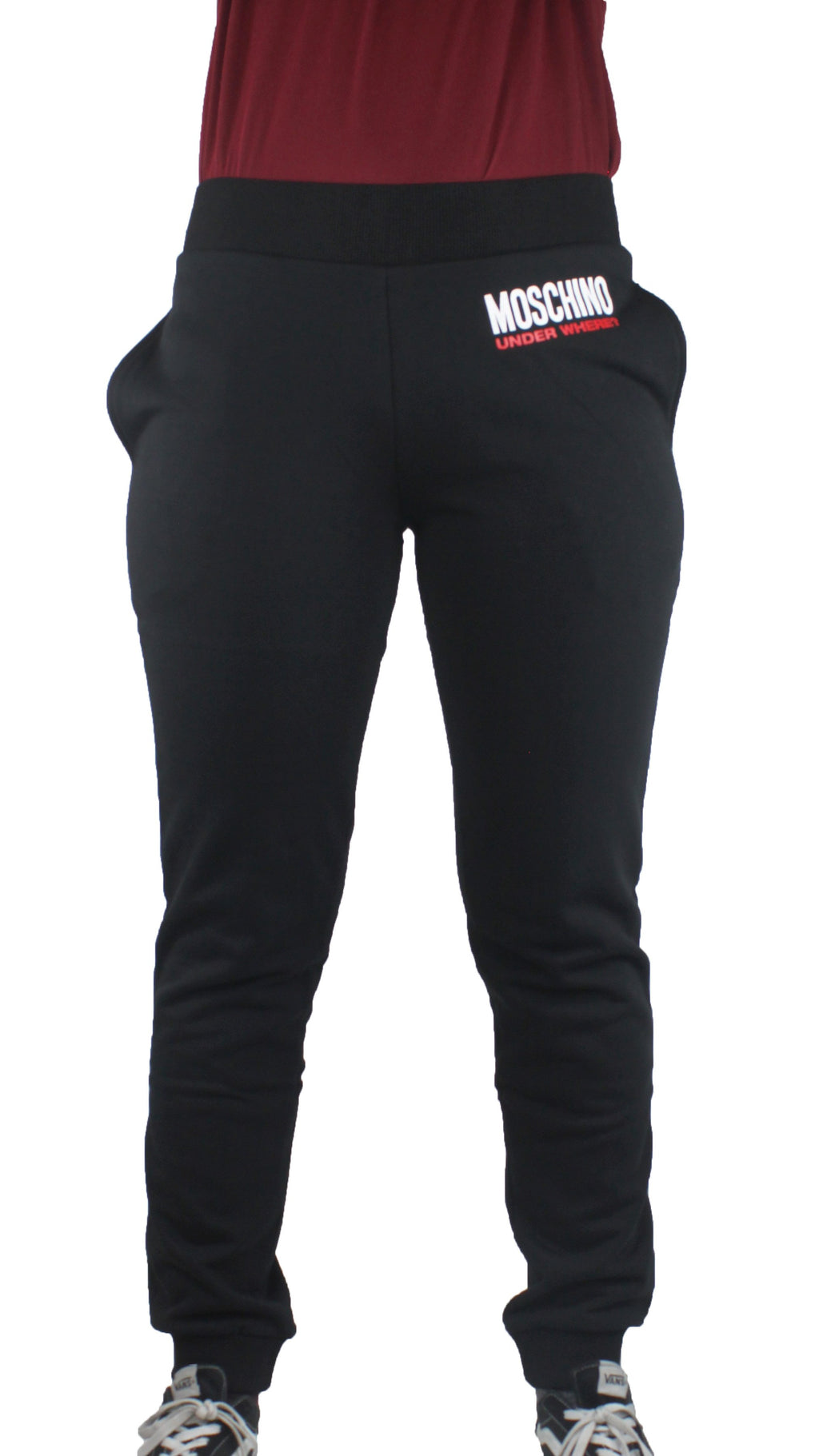 Moschino A4210 9004 0555 Sweat Pants - Wholesale Designer Clothing
