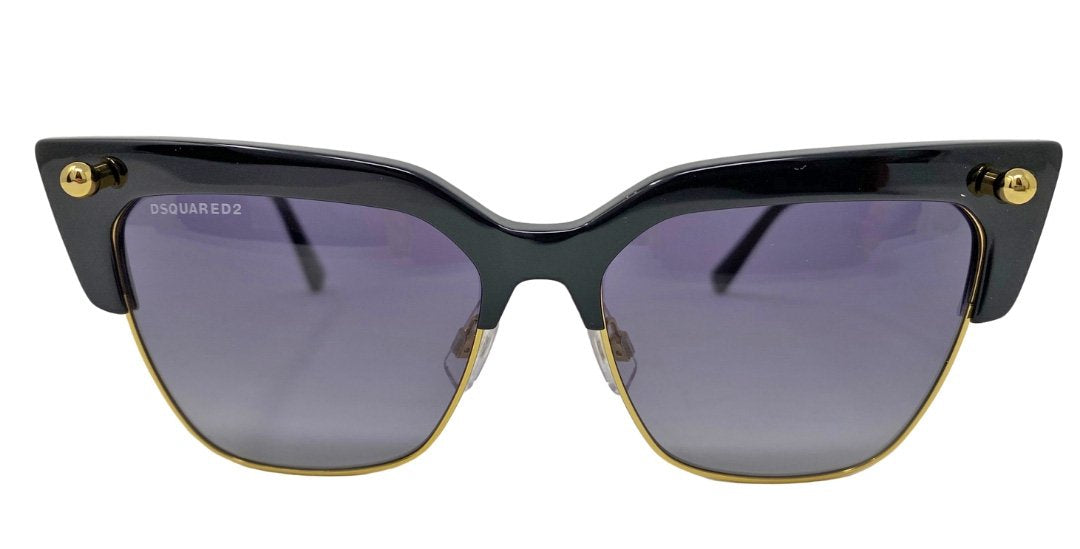 Dsquared2 DQ0279 01B Federica Sunglasses - Wholesale Designer Clothing