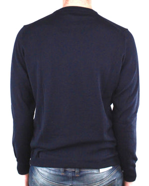 Roberto Cavalli FSM603MQ030 4926 Mens Sweater - Wholesale Designer Clothing