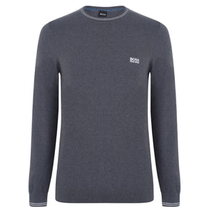 Hugo Boss-SWEATER-GREY