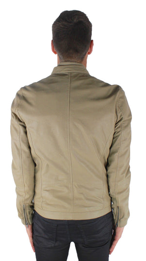 Diesel Lohar-R 7BH Leather Jacket - Wholesale Designer Clothing