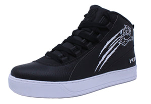 "Philipp Plein Sport MSC0539 02 ""Alexander"" High Top Sneakers - Wholesale Designer Clothing"